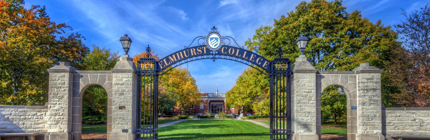 Lovely Elmhurst College