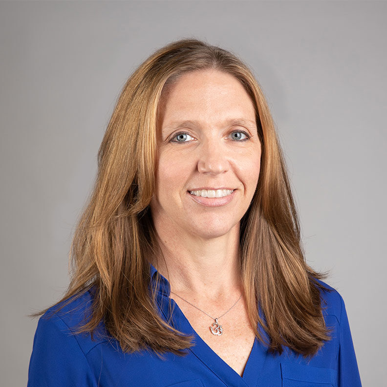 Becky Hulett, Elmhurst University