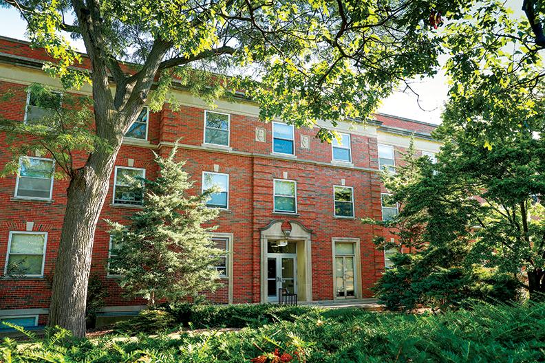 Housing Options Elmhurst College
