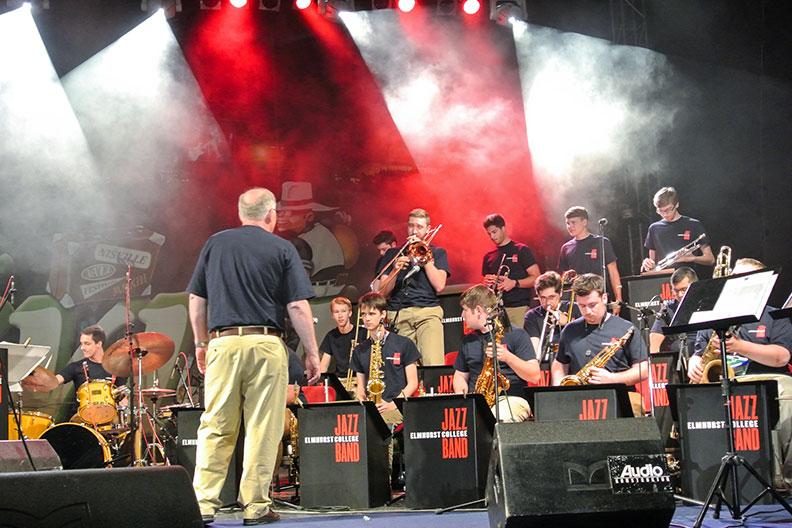 51st Annual Elmhurst College Jazz Festival Begins Feb. 22