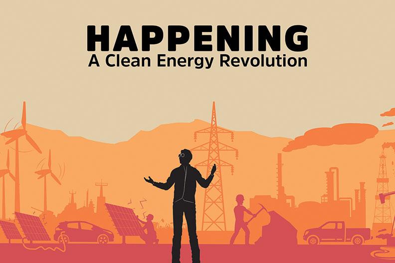 revolution environmental documentary