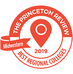 The Princeton Review's Best Regional Colleges - Midwestern (2019)