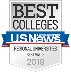 Best Regional Universities Midwest - Best Value, U.S. News & World Report (2019)