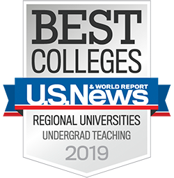 Best Regional Universities Midwest - Undergraduate Teaching, U.S. News & World Report (2019)