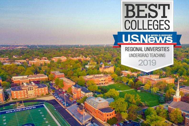 New College Rankings Give High Marks to Elmhurst | Elmhurst