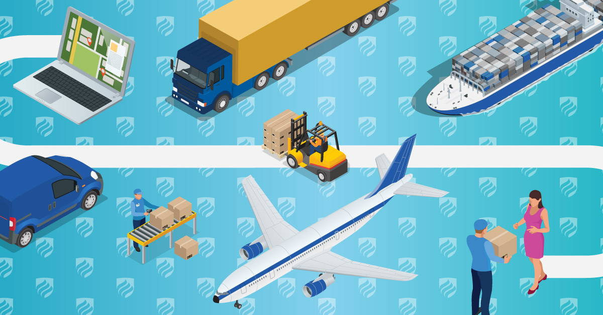 From an idea to its execution, from raw materials to finished products, from sourcing to managing inventory, just what is supply chain management?
