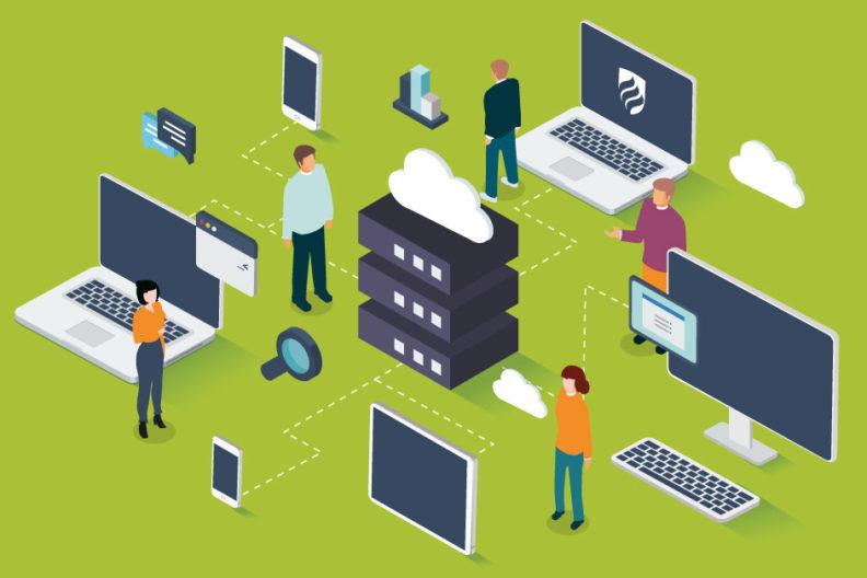 Computer Information Systems vs. Information Technology Illustration