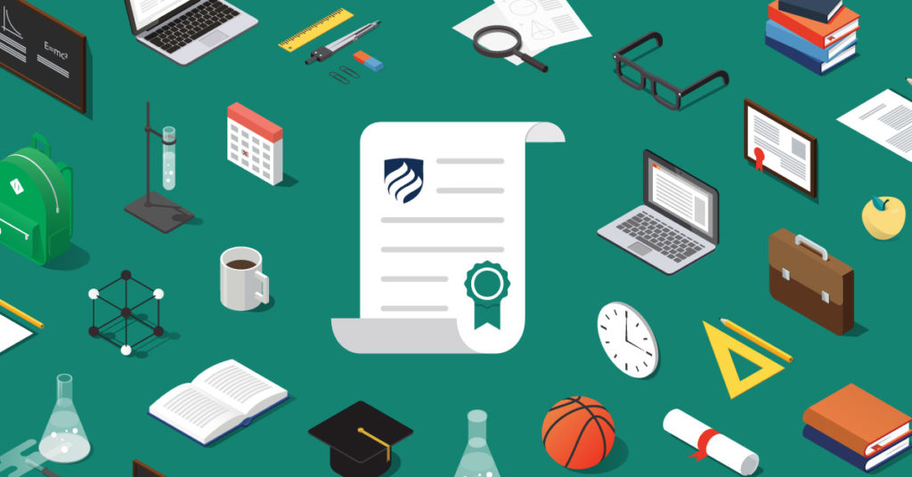 What is an undergraduate degree? illustration