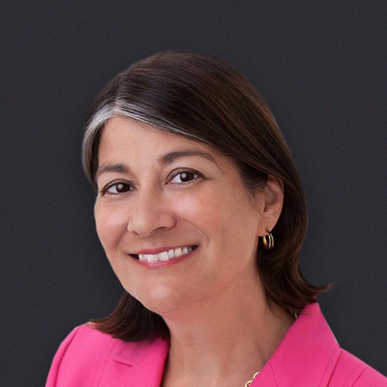 Elmhurst College Director of Finance Cindy Gonya.