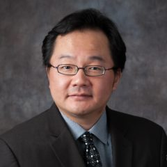 Elmhurst College adjunct professor of music Taka Matsunaga.