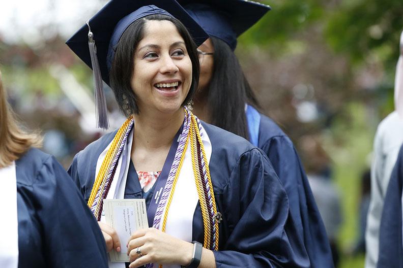 Individual student academic honors.