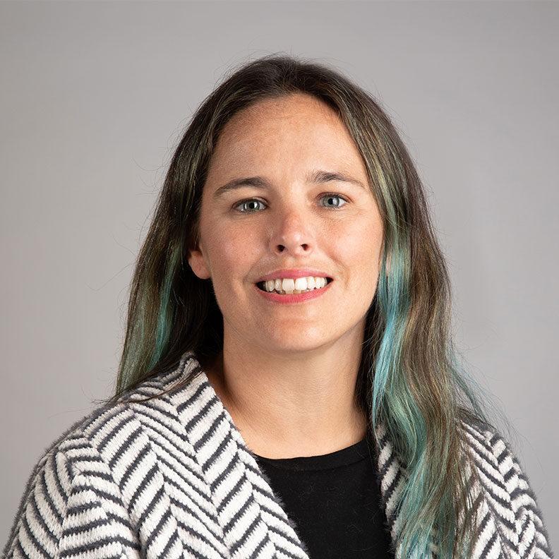 Carrie Coward Bucher, Elmhurst University