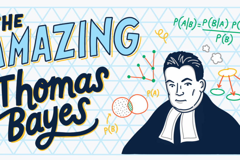 18th century statistician and philosopher Thomas Bayes is still having an amazing impact on the field of data science.