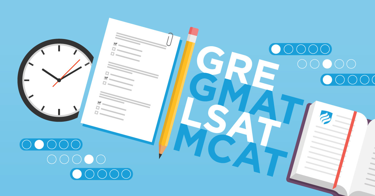 Which grad school test is right for you? Sort through the GRE, GMAT, LSAT and MCAT with this guide.