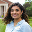 Elmhurst College Admission Counselor Mahera Suhail.