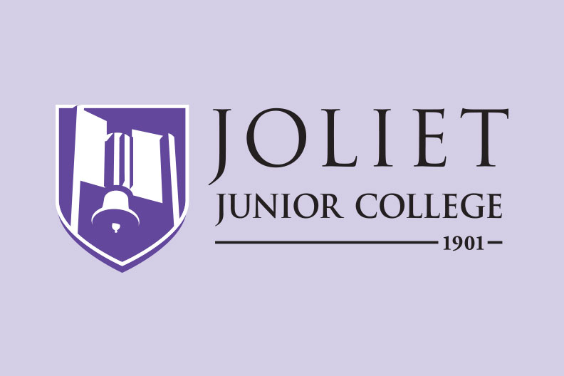 The Joliet Junior College logo.