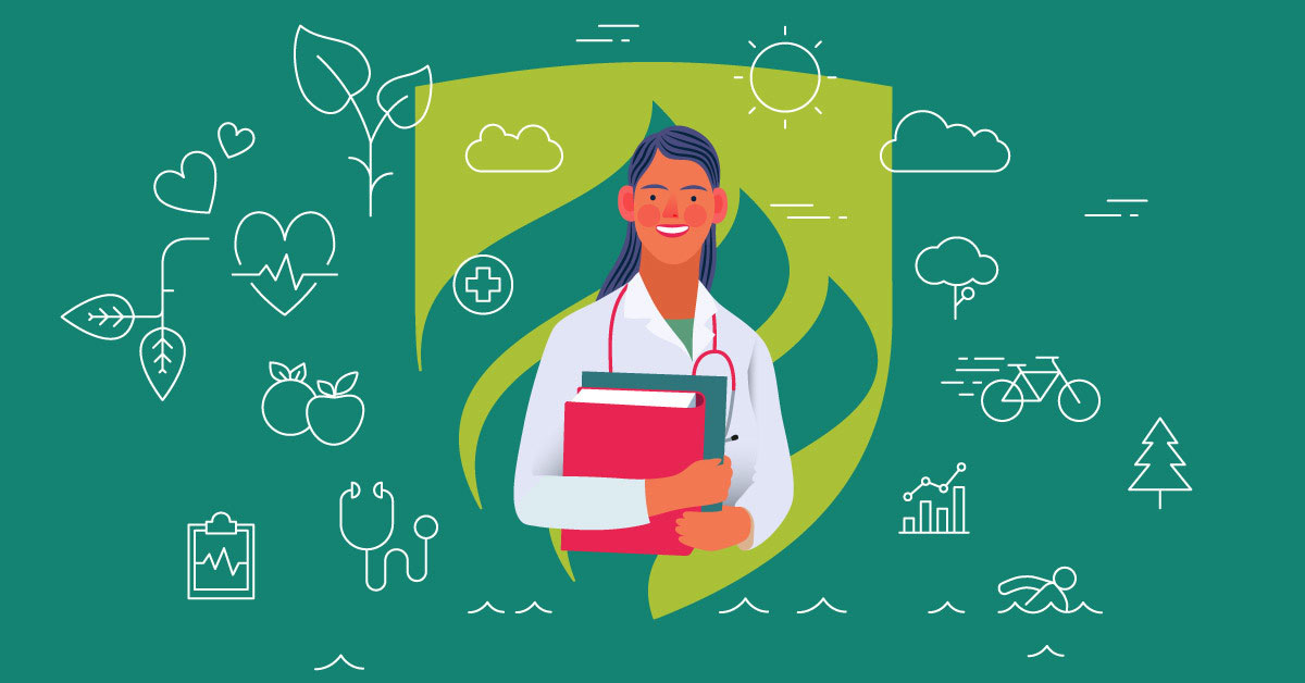 What is a health educator? An advocate for a healthy lifestyle. Here are some facts about the profession.