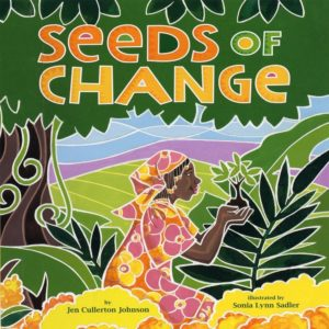 "Cover of the book ""Seeds of Change."""