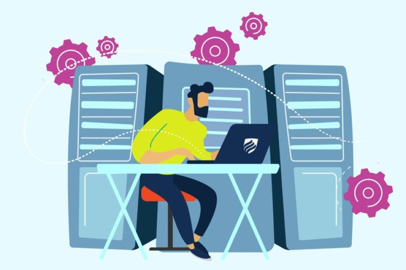 Illustration: Here are five key computer networking and system administration skills you need to advance in the field.