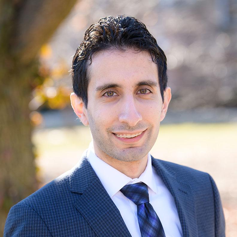 Armando Rodriguez, member of the Elmhurst University Alumni Association Board of Directors.