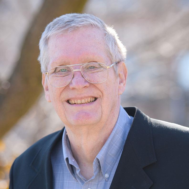 William Sir, member of the Elmhurst University Alumni Association Board of Directors.