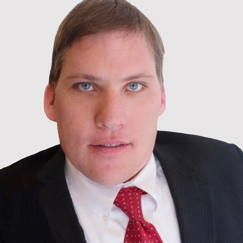 Patrick Hartmann, member of the Elmhurst University Alumni Association Board of Directors.