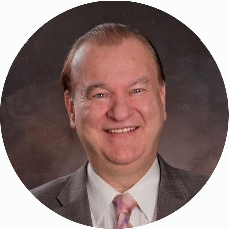 William Spratt, member of the Elmhurst University Alumni Association Board of Directors.