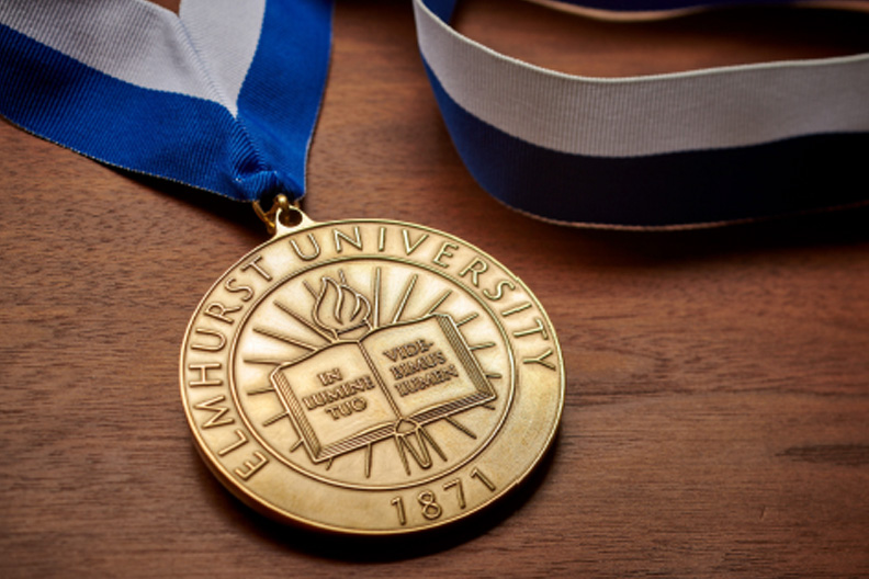 The Elmhurst University Founders Medal