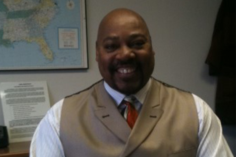 Michael Childress, president of the DuPage County branch of the NAACP