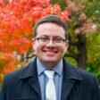 George Martinez, admission counselor at Elmhurst University.