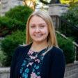 Photo of Kristina Black, admission counselor at Elmhurst University.