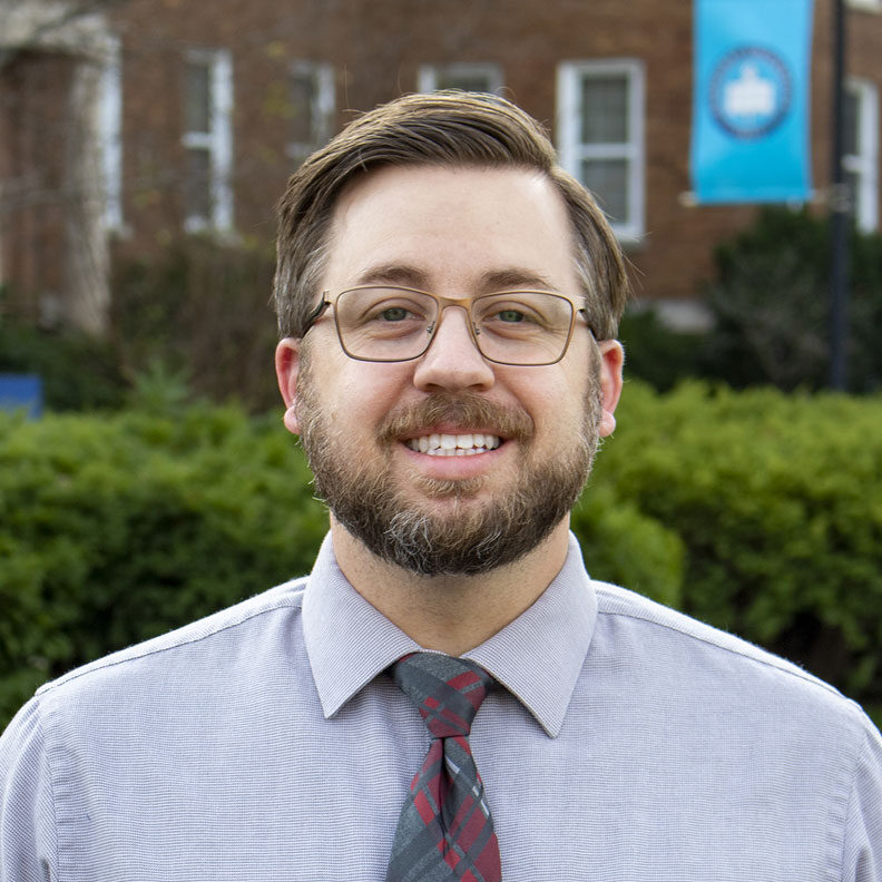 Tony Marotta, First-Year Admission Counselor at Elmhurst University