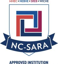 NC-Sara Approved Institution seal.