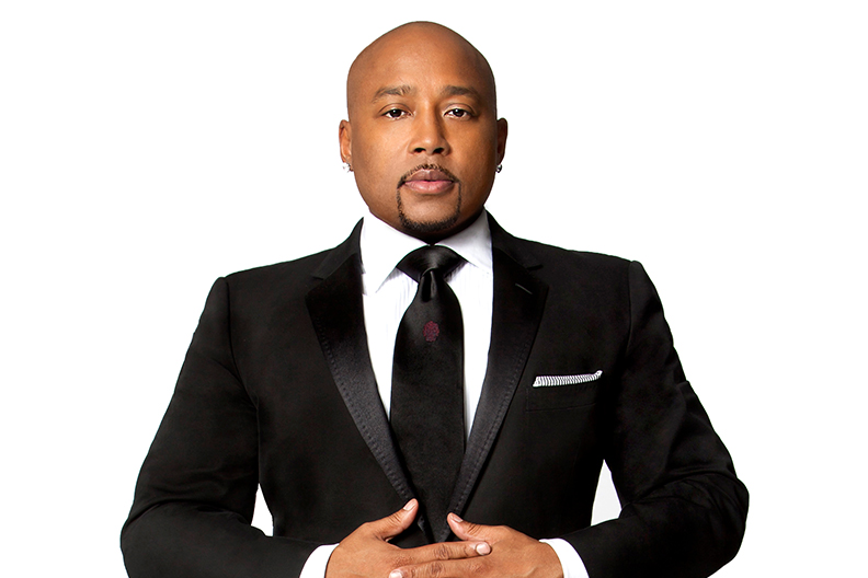 Daymond John, speaker of the Fall 2021 Roland Quest Lecture