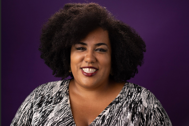 Jacqueline Boyd, speaker of the Fall 2021 Johnson Intercultural Lecture