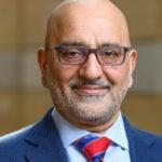 Ebrahim Moosa, speaker of the Fall 2021 al-Ghazali Lecture
